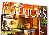 Old House Interiors December 2010 featuring Wolf Art Glass blown ornaments