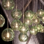 Recycled Glass Lamps, Lighting, & Pendants