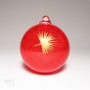 Company Logo Corporate Gift Ornament