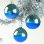 Mirror Sapphire Blue Twilight Ornament Suncatcher