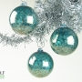Mirror Sky Blue Ornament Suncatcher