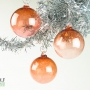 Coral Pink Ornament Suncatcher