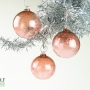 Pale Coral Ice Ornament Suncatcher