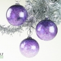Amethyst Purple Pale Ice Ornament Suncatcher