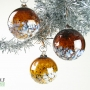 Amber Blossom Ornament Suncatcher