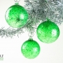 Emerald Green Ice Ornament Suncatcher