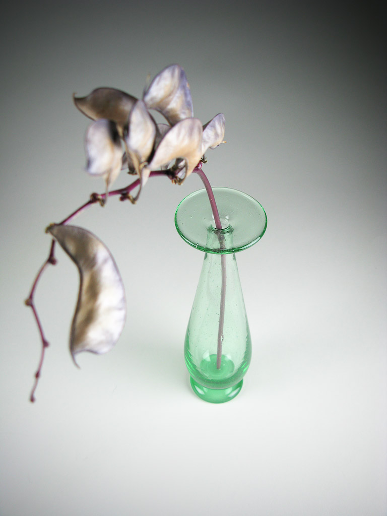 Blown recycled glass bottle art at blown art glass recycled blown recycled glass blown glass bud vase reviewsmspy
